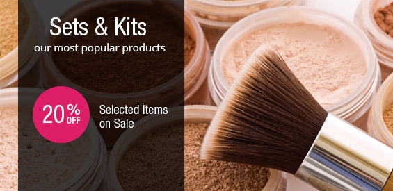 Sets and Kits shop selected items on sale